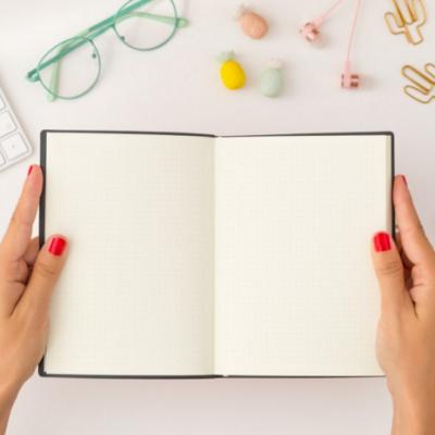 Caderno | Hoje vou dar o meu máximo