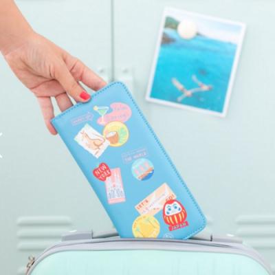 Porta-documentos para viajantes