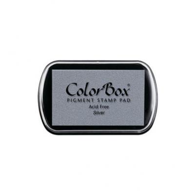 Ink Pad Color Box - Silver