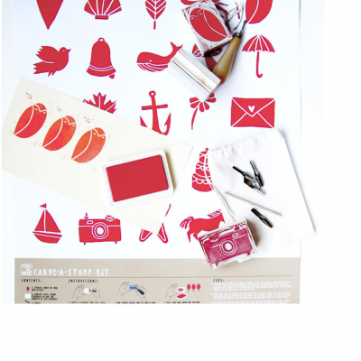 Kit DIY Stamp