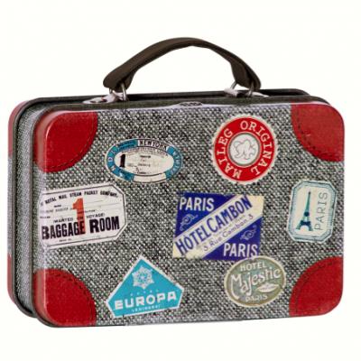 Metal Suitcase Grey | Caixa em metal