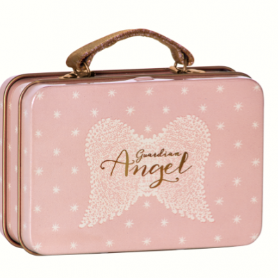 Metal Suitcase Angel Wings | Caixa em metal