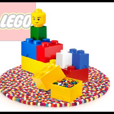 Storage Brick (8 Knobs) | Caixa arrumação