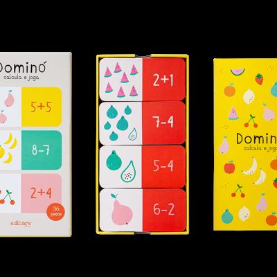 Dominó - Calcula e joga