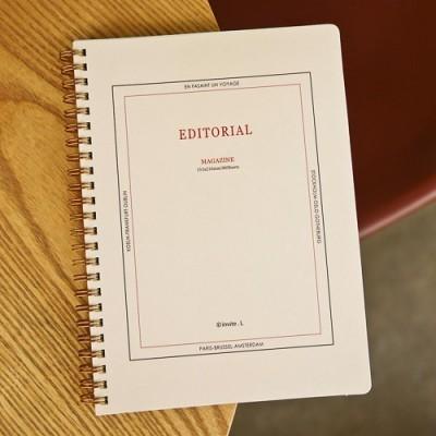 Magazine Note | Caderno