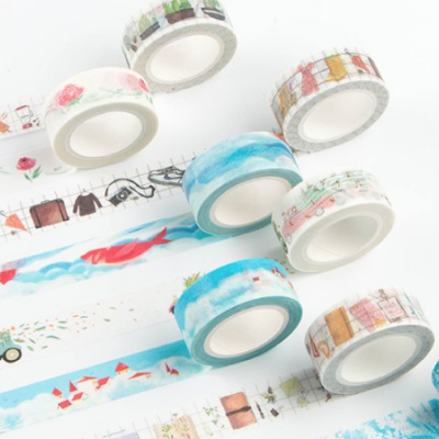 Masking Tape | Basic Deco