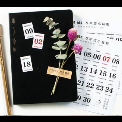 Autocolantes | Monthly Planner Schedule