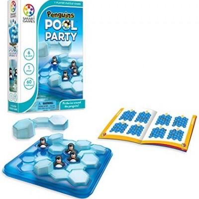 Penguins Pool Party - Jogo