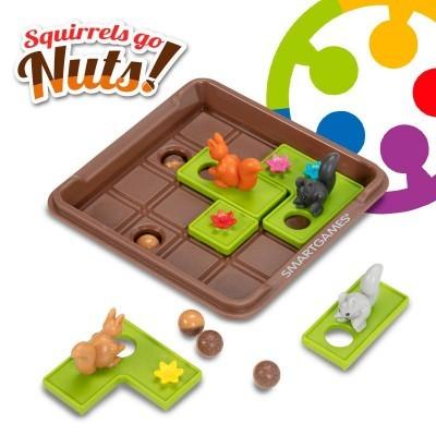 Squirrels Go Nuts - Jogo