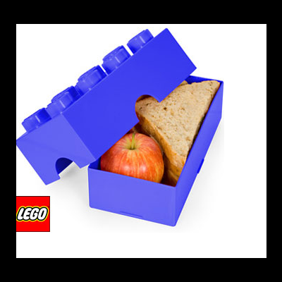 Lego Storage Lunch Box | Caixa