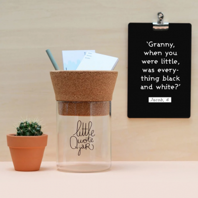 Pote | Little Quote Jar