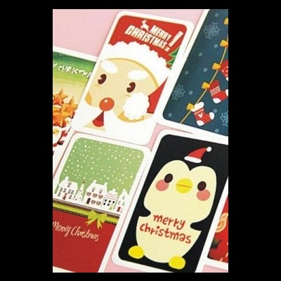 Cute Memo Lomo Card Set