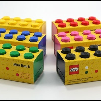 Lego Storage - Mini Box