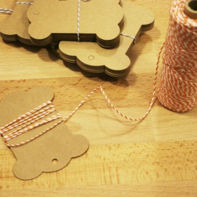 Eco Brown craft goods
