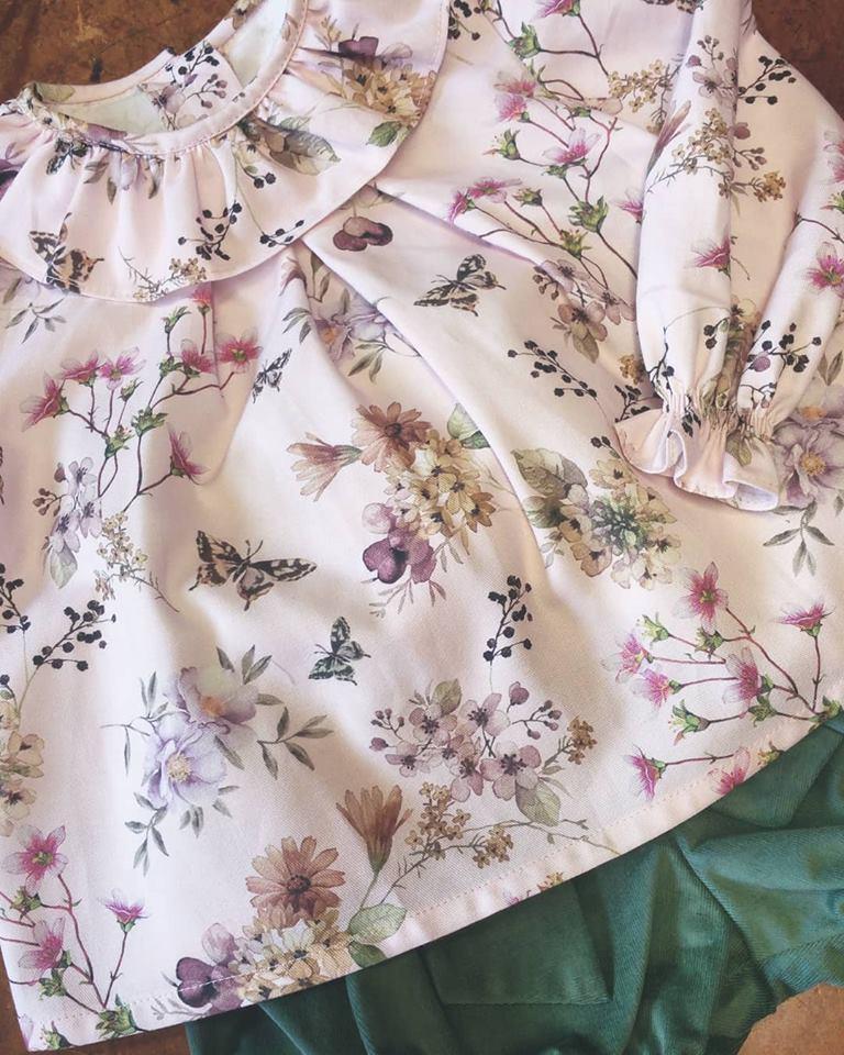 Conjunto túnica e calção
