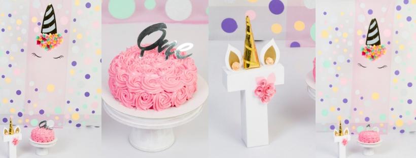 Sessão Fotográfica 'Smash the Cake'  - Cenário Exemplo