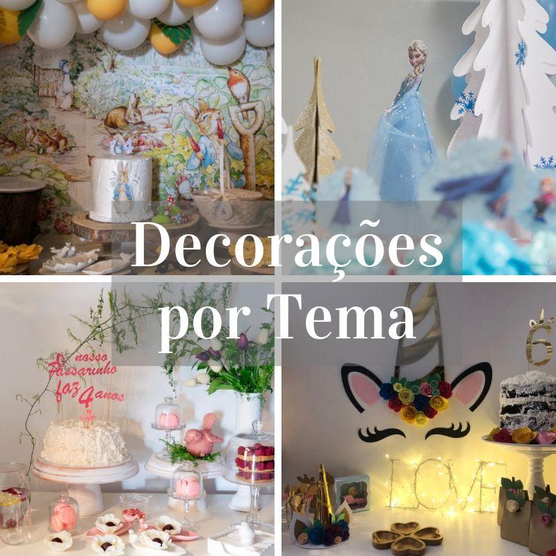 Festas Temáticas