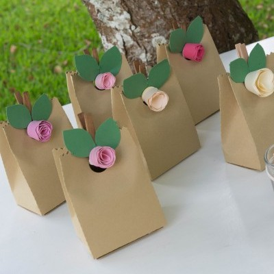 Kit Diy Flores I - Kits 12 unidades