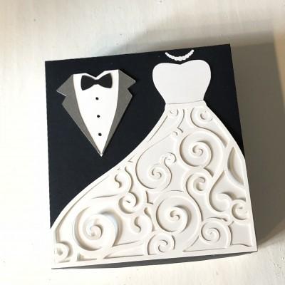 Caixa noivos