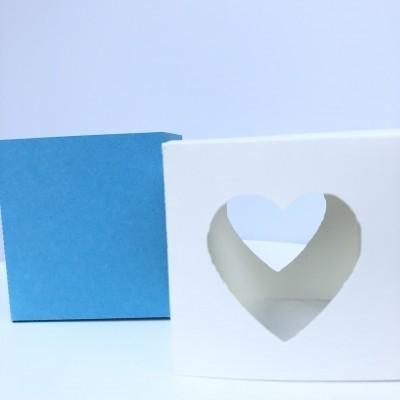 Caixa Janela de Coração
