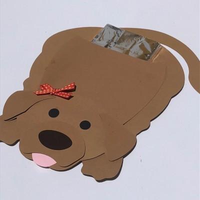 Embalagem cão