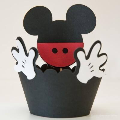 Cintas para Cupcakes Mickey