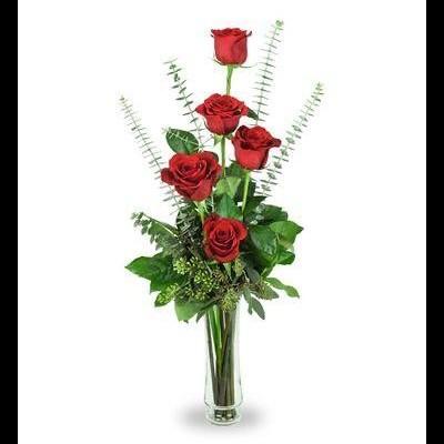 Ramo 5 Rosas