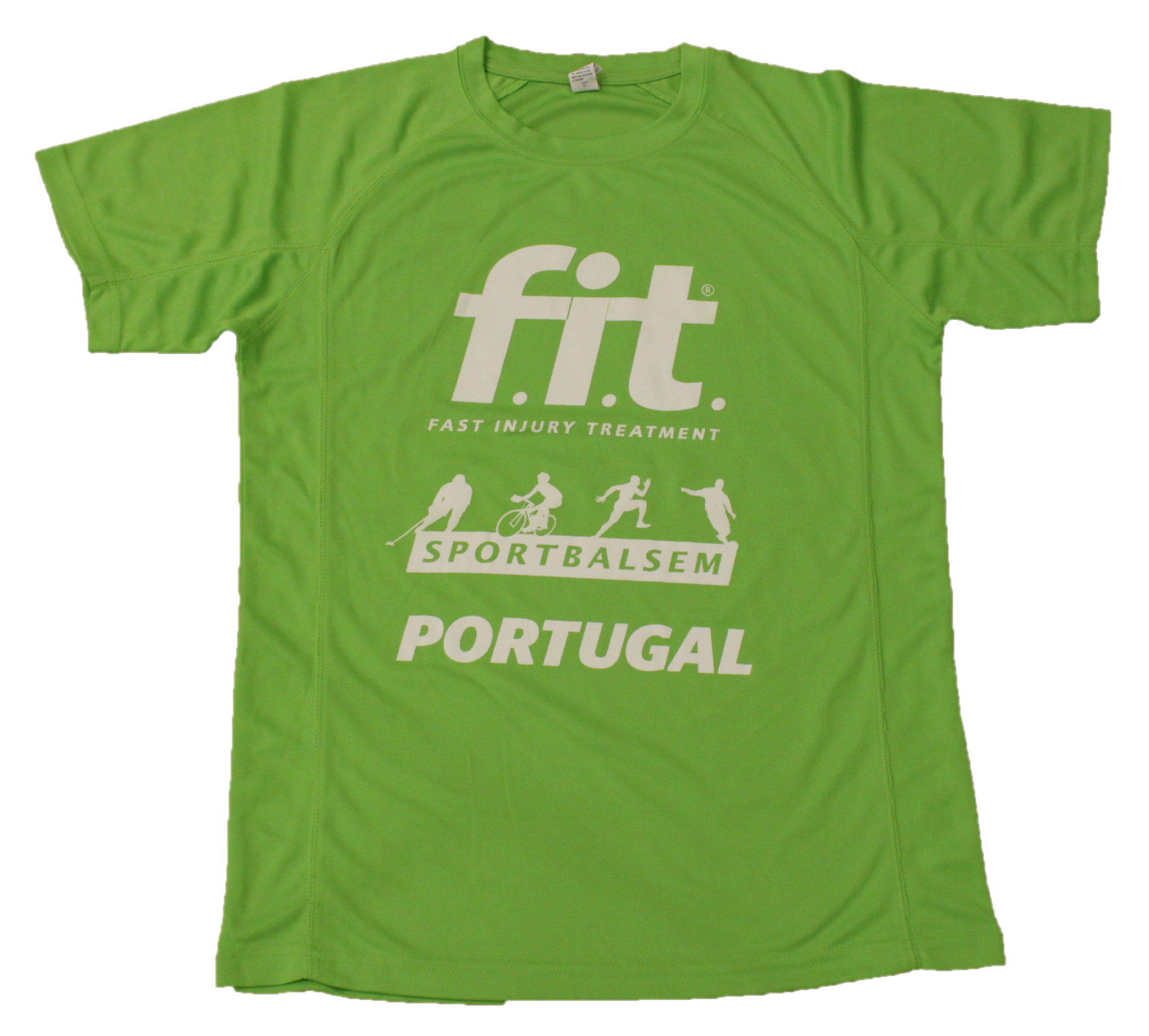 T-shirt FIT SPORTBALSEM PORTUGAL