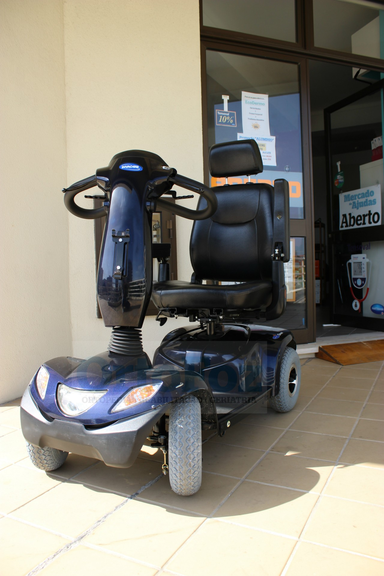 Scooter Mobilidade Invacare ORION