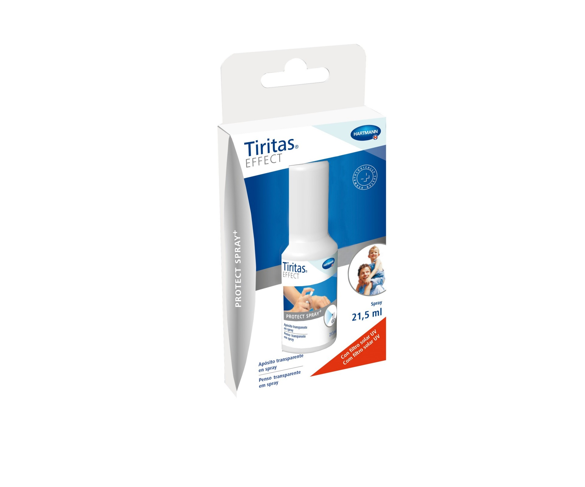 Tiritas® Effect Protect Spray+