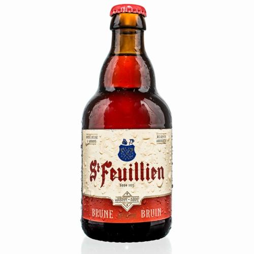 Cerveja St. Feuillien Brune