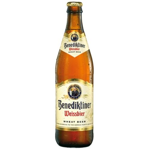 Cerveja Benediktiner Weissbier