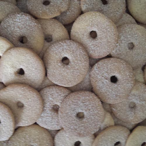 Biscoitos Artesanais de Canela