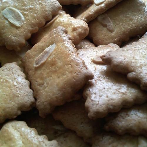 Biscoitos Artesanais de Amêndoa