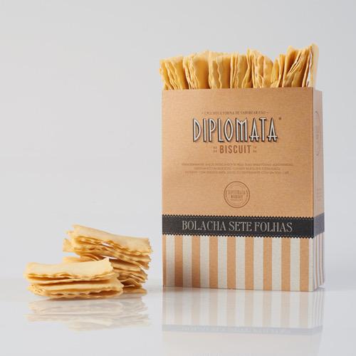 Sete Folhas - Diplomata Biscuit