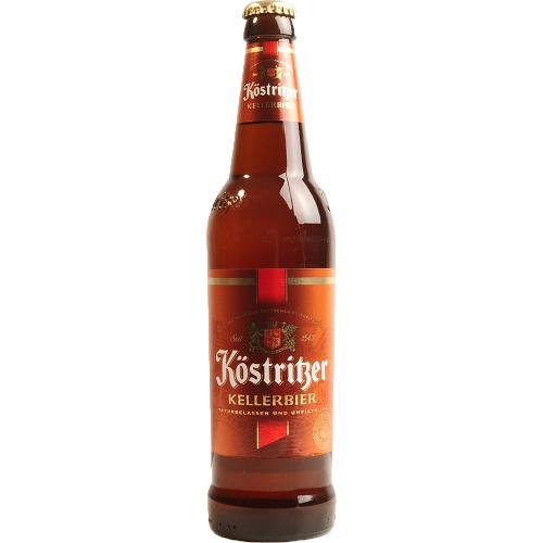 Cerveja Kostritzer Kellerbier