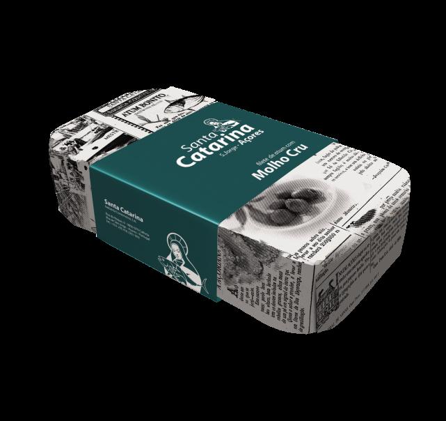 Santa Catarina - Atum em Filete com Molho Cru