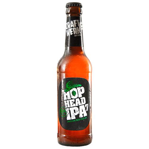 Cerveja CraftWerk Hop Head IPA