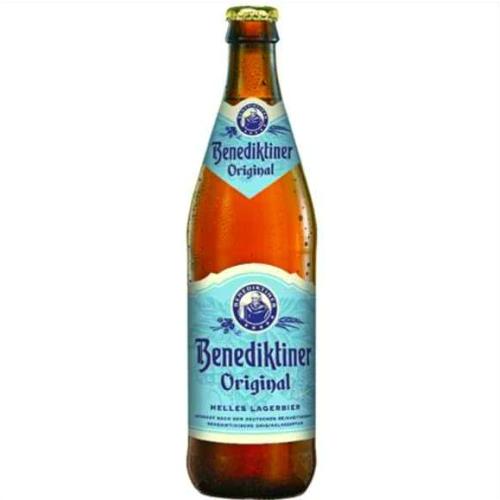 Cerveja Benediktiner Original Helles