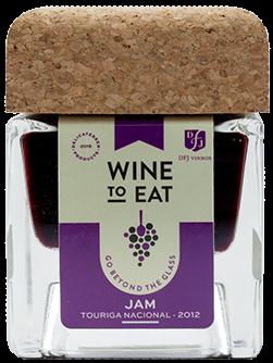 Geleia de vinho Grand'Arte Touriga Nacional
