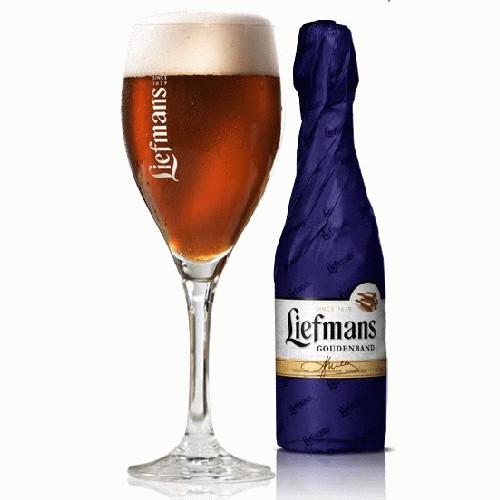 Cerveja Liefmans Goudenband