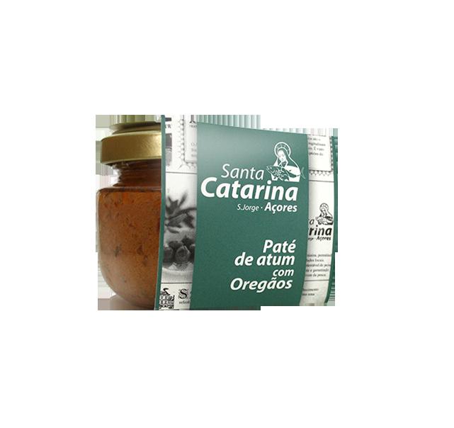 Santa Catarina - Paté de Atum com Oregãos