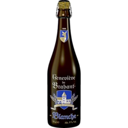 Cerveja Geneviève de Brabant Blanche
