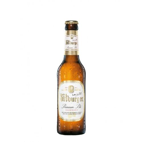 Cerveja Bittburguer Premium Pills