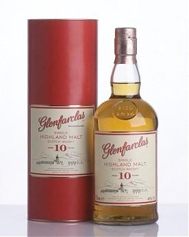 Glenfarclas - Glenfarclas 10 anos