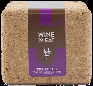 Trufas de vinho Grand'Arte Touriga Nacional