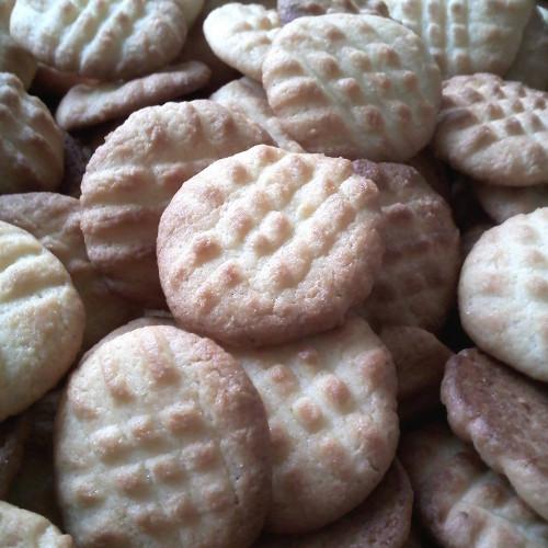 Biscoitos Artesanais de Manteiga