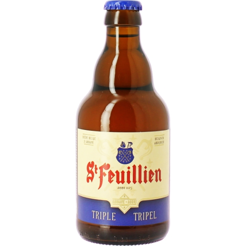 Cerveja St. Feuillien Triple