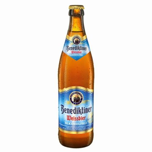 Cerveja Benediktiner Alkoholfrei
