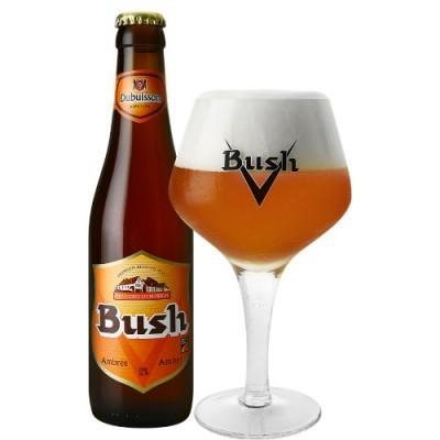 Cerveja Bush Amber
